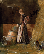 Fresh Eggs by Winslow Homer, 1874.png