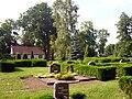 Friedhof in Waldow Schönwald mit Ansicht der Kapelle.jpg