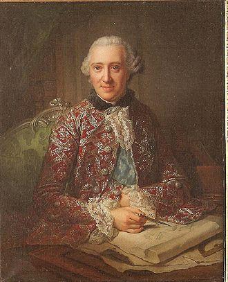 Frederick William von Hessenstein - Frederick William von Hessenstein