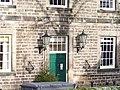 Front Door, Bradfield Parish Council Offices, Low Bradfield - geograph.org.uk - 1606478.jpg