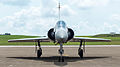 Front View of ROCAF Mirage 2000-5EI 2014 on Ching Chuang Kang AFB Apron 20140719.jpg