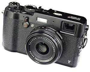 Fujifilm X100 - Fujifilm X100T