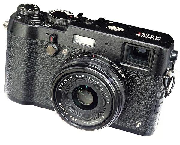 Fujifilm X100 - Wikiwand