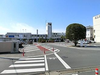 Fujioka, Gunma - Fujioka city hall