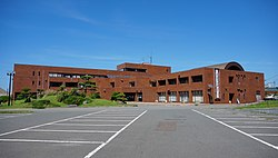 Fukaura Town Hall 20190908.jpg