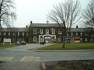Fulwood, Lancashire - Image: Fulwood Barracks geograph.org.uk 137790