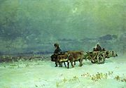 Fyodor Vasilyev Winter in the Crimea 11030.jpg