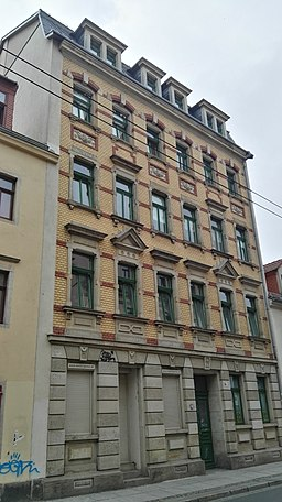 Görlitzer Straße in Dresden