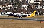 G-ZBAF A321 Monarch INN 30-12-16 (31699277600).jpg