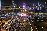 G20 Free Hong Kong protest overview 20190626.jpg