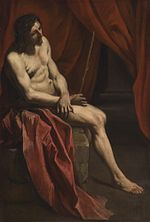 GIANLORENZO BERNINI NAPLES 1598 - 1680 ROME CHRIST MOCKED.jpg