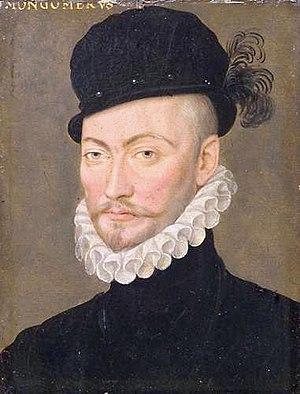Gabriel, comte de Montgomery - Gabriel de Lorges comte de Montgomery (1530-1574), Kunsthistorisches Museum, Vienna.