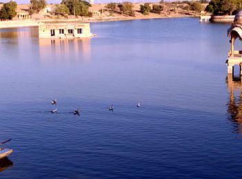Gadsisar lake blue water.jpg