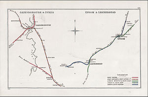 Great Northern and Great Eastern Joint Railway