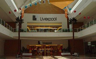 Liverpool (store) - Liverpool store in Torreón