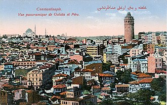 AEK B.C. - Constantinople in 1914