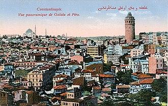 AEK B.C. - Constantinople in 1914