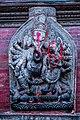 Ganesh and Siddi at Patan Durbar Square.jpg