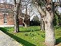 Garden, Oldway Mansion, Paignton - geograph.org.uk - 699503.jpg