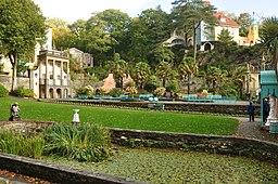 Gardens in Portmeirion (7758)