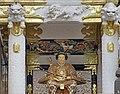 Gardien de la porte Yomei-mon du sanctuaire shinto Toshogu de Nikko (Japon) (42294615455).jpg