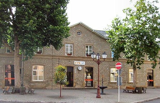 Ettelbruck railway station