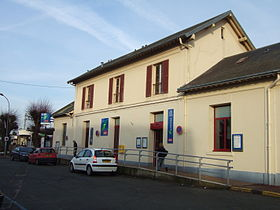 Image illustrative de l'article Gare de Saint-Michel-sur-Orge