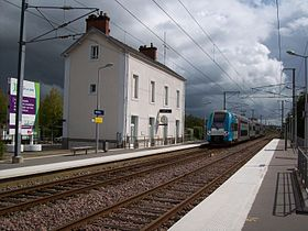 Image illustrative de l'article Gare de Vertou