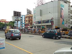 Gariahat Road - Gariahat Road 'Pantaloons'