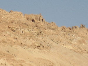 Wazzin - The ruins of Gasr Wazzin