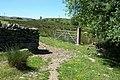 Gate near Parc farm - geograph.org.uk - 202729.jpg
