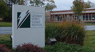 Gatorade - The Gatorade Sports Science Institute on West Main Street in Barrington, Illinois.