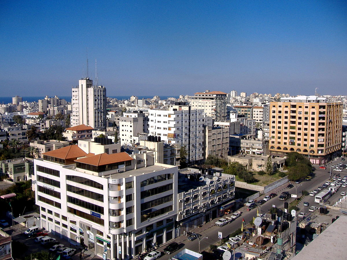 Gaza City - Wikipedia