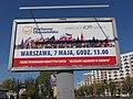 Gdańsk Oliwa Aleja Grunwaldzka (billboard Platforma Obywatelska i KOD).JPG