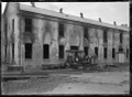 Gear Meat Company building in Petone, after a fire ATLIB 141128.png