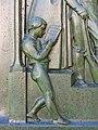 """Gebhard Leberecht von Blücher – Statue, socle – """"An mein Volk"""".jpg"""