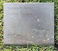 Gedenktafel Schloßstr 1 (Charl) United Enemies&Thomas Schütte&2011.jpg