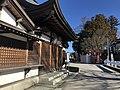 Gekkōji Temple Aizen and FujisanSimomiya Omurosengen KotohiraShrine.jpg