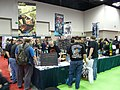 Gen Con Indy 2008 - Catalyst booth.JPG
