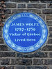 General_james_wolfe_(1727-1759)_victor_of_quebec_lived_here.