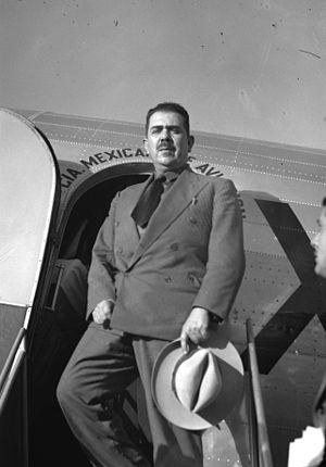 English: General Lázaro Cárdenas del Río