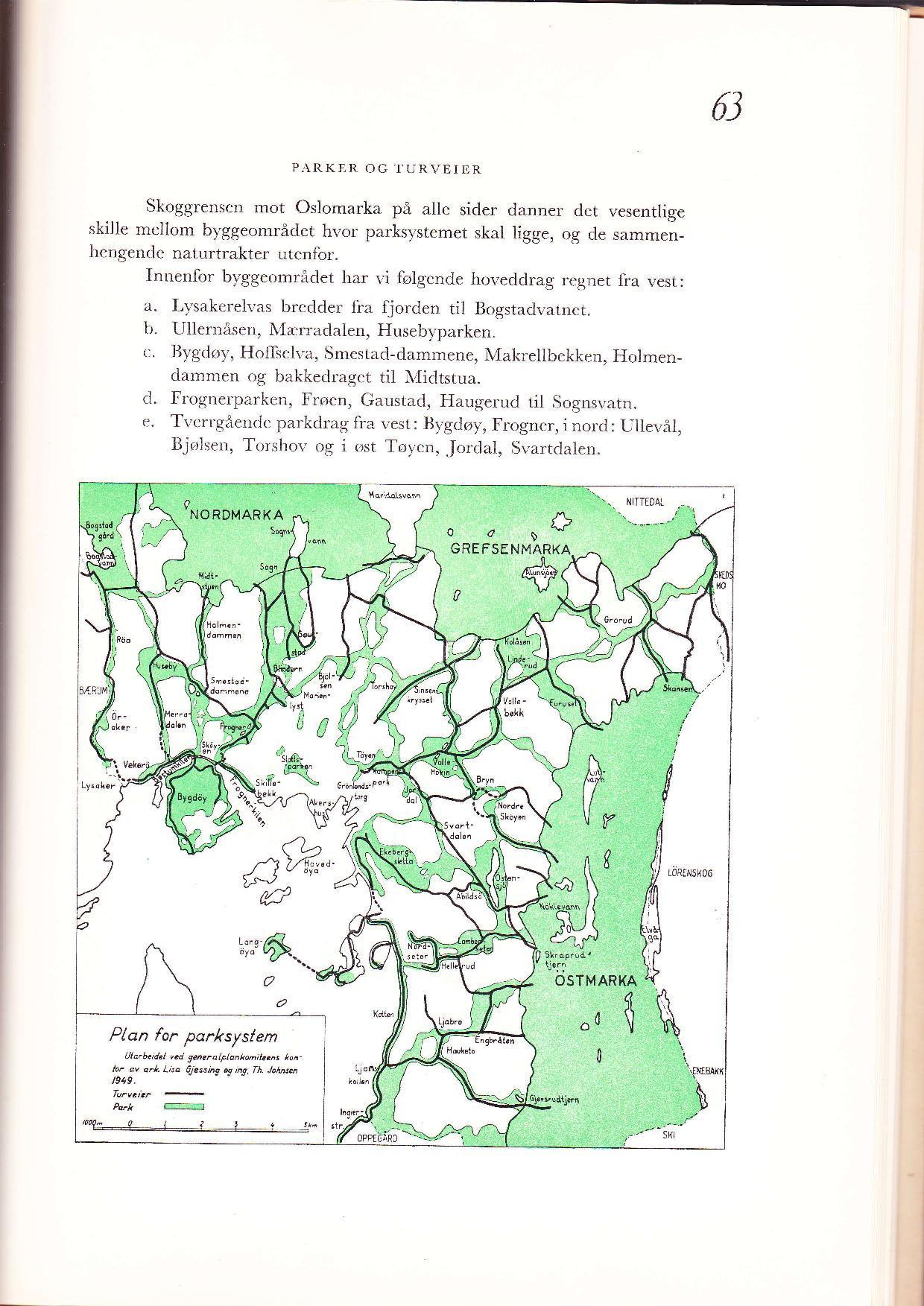 Filegeneralplan 1950 Parker Og Turveier S 63pdf Wikimedia Commons