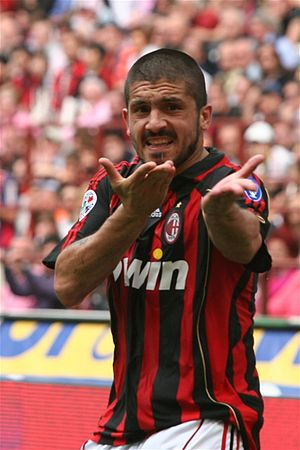 Gennaro Gattuso - Gattuso in May 2007