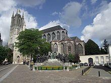 La Cattedrale di San Bavone.