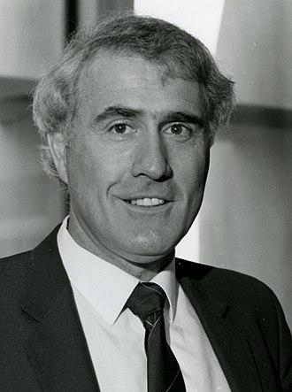 Geoffrey Palmer (politician) - Palmer in 1986