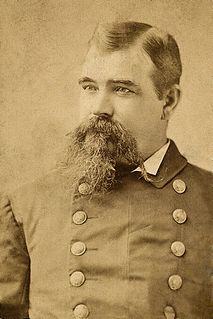 "George Gastlin NYPD police captain who headed the ""Steamboat Squad"" during the 1870s and 80s."
