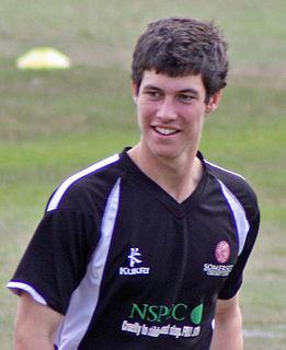 George Dockrell Irish cricketer