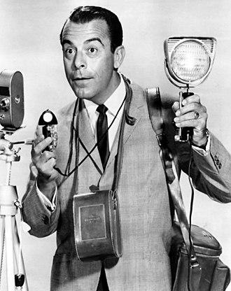 George Fenneman - Fenneman in Your Funny, Funny Films, 1963