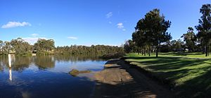 Georges River - Image: Georges river easthills