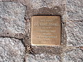 Gera Waldklinikum 2012 11 Stolperstein Simmel.jpg